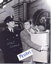 "William Schallert ""The Twilight Zone"" Autographed 8x10 Photo COA from ""Mr Bevis"""