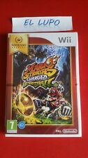 MARIO STRIKERS CHARGED FOOTBALL WII NINTENDO SELECTS NEUF SOUS BLISTER VF