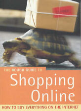 Paul Simpson The Rough Guide to Online Shopping (Miniguides) Very Good Book