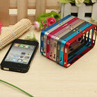 ❤0.7mm❤ Aluminum Metal Blade Frame Bumper❤ Hard Cover Case For Apple iPhone 4 4S