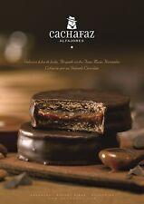 ALFAJORES CACHAFAZ NEGRO ARGENTINA 6 pcs - DULCE DE LECHE - CHOCOLATE