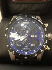 Limited Edition Tachymeter Ingersoll Bison Collection #32  IN1620BKBL