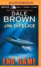 Dale Brown's Dreamland: End Game 8 by Dale Brown and Jim DeFelice (2015, MP3...