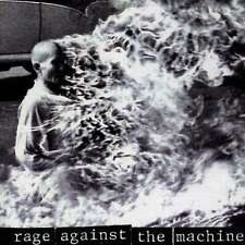 Rage Against The Machine CD EPIC