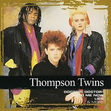 Thompson Twins - Collections Best of CD NEW
