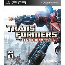 TRANSFORMERS: WAR FOR CYBERTRON -PLAYSTATION 3 PS3