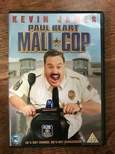 Kevin James PAUL BLART: MALL COP ~ 2009 Shopping Security Guard Comedy UK DVD