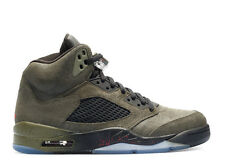 2013 Nike Air Jordan 5 V Retro Fear Size 10. 626971-350 1 2 3 4 6