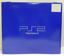 CONSOLE PLAYSTATION 2 LIMITED AUTOMOBILE SNOW WHITE SCPH-30004 RSW NEW PAL RARE