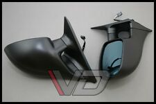SPORTS SIDE MIRRORS 318 325 FOR BMW E36 OEM M3 TYPE 4DR 4D