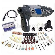 220V 170W Variable Rotary Tool Electric Mini Drill w/Shaft and 91pcs Accessories