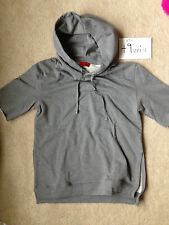A.P.C. x Kanye West 2013 Hooded Sweatshirt II Heathered Grey Medium Short Sleeve