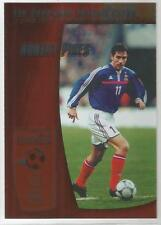 Coca Cola 2002 World Cup RUBY card #03 FRANCE Robert Pires ARSENAL