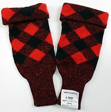 BRITISH ARMY SCOTTISH REGIMENT PIPERS HOSE TARTAN FOOTLESS STOCKINGS SIZE 0