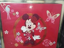 Tin vintage Minnie Mouse Disney.cm31×27cm.