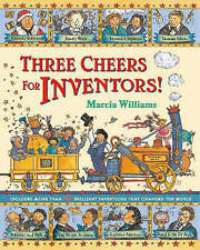 Three Cheers for Inventors!-ExLibrary