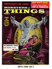 Monsters and Things #2 © April 1959 Magnum Publishing