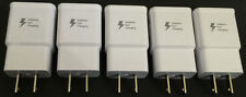 5x Adaptive Fast Wall Charger OEM For Samsung S6 S6 Edge Note 5 5v2A/9v1.67A