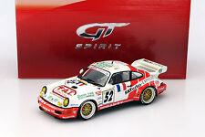 Porsche 911 (964) Carrera RSR #52 Class Winner GT2 24h LeMans 1994 1:18 GT-SPIRI
