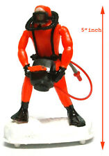 Aquarium Toy: Camera Man Diver