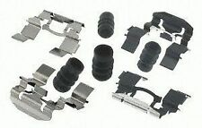 CARQUEST H5504A Disc Brake Hardware Kit, Front