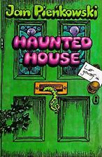 HAUNTED HOUSE by Jan Pienkowski Kids Pop-Up Classic HC BOOK 1979