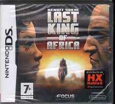 Last King Of Africa Videogioco Nintendo DS NDS Sigillato 3512289015455