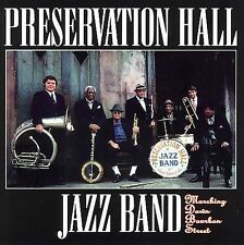 Marching Down Bourbon Street by Preservation Hall Jazz Band (CD, Feb-1997)