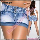 Jeans Shorts Sexy Women's Ladies Hot Denim Summer Pants Size 6,8,10,12,14 UK