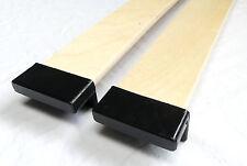 10er Paket Kappen zur Befestigung von Leisten im Lattenrost (8mm x 55mm)