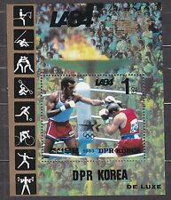 KOREA Pn. 1983 MNH** SC#2341A  s/s, Olympic Games, Los Angeles 1984.