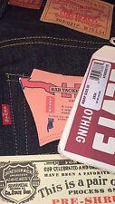 LEVIS VINTAGE CLOTHING 505-0217 LVC 1967 SELVEDGE SANFORIZED BIG E JEANS (29x34)