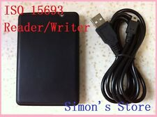 RFID 13.56Mhz ISO/IEC 15693 reader/writer USB +SDK.