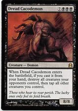 Dread Cacodemon - LP - Original Commander MTG Magic Cards Black Rare
