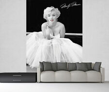 marilyn monroe tapete ebay. Black Bedroom Furniture Sets. Home Design Ideas