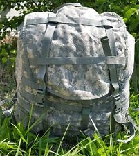 one used good condition military surplus acu universal camo large rucksack