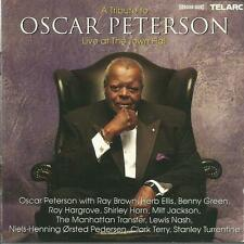 Oscar Peterson & Others: A Tribute To - Live At The Town Hall [Jazz]        CD