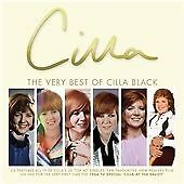 Cilla Black - Very Best of Cilla Black CD & DVD Parlophone 2013