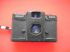 ZENIT LOMO LC-A Compact Automat Russian camera. RARE type with title ZENIT