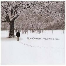 BLUE OCTOBER - ARGUE WITH A TREE... (NEW DVD)