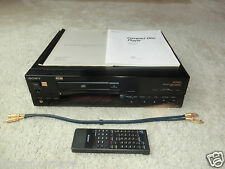 Sony cdp-x559es high-end lettore CD, Swoboda MOD 1, Incl. FB & BDA, 2j. GARANZIA