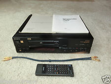 Sony cdp-x559es High-End lecteur CD, swoboda MOD 1, incl. FB & BDA, 2j. garantie