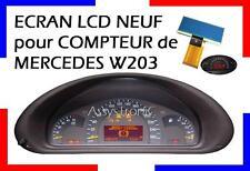 ECRAN LCD COMPTEUR ODB de MERCEDES W203 CLASSE C ! sous 48H--