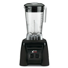 WARING 64OZ XTREME COMMERCIAL BAR BLENDER REMOVABLE JAR PAD 3.5 HP - MX1000XTX