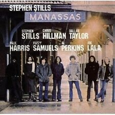 STEPHEN STILLS-MANASSAS-REMASTERED CD POP 21 TRACKS NEU