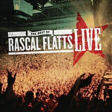 The Best of Rascal Flatts LIVE 2011 by Rascal Flatts - Ex-library