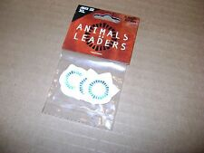 6 Animals as Leaders Guitar Picks Dunlop Jazz XL Tortex White 0.60mm Abasi Reyes