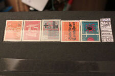 STAMPS GERMANIA GERMANY MNH ** 261/63+268/9 (A40976)