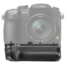 Replacement Battery Grip for DMW-BGGH3  for Panasonic Lumix GH3 GH4