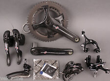 2015-2017 Campagnolo Record 11 Speed Group Groupset 6 Pieces 172.5mm Crankset